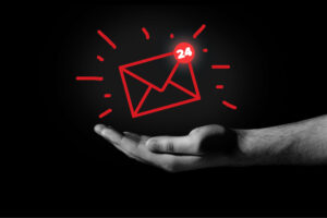email marketing in your hands