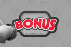 coin scratching off bonus